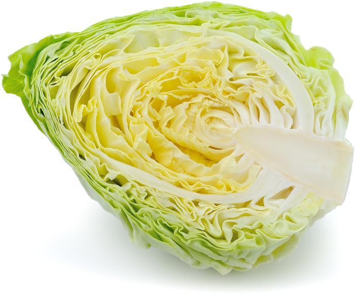 Rauwkost spitskool salade